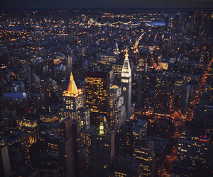 city lights, fancy, and love life image