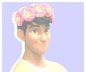 disney, flower crown, and movie image