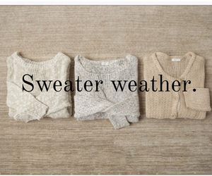 cold, days, and sweater image