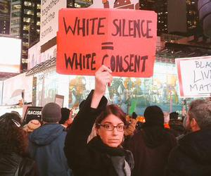 cops, social justice, and michael brown image