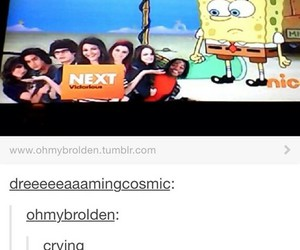 funny, nickelodeon, and spongebob image