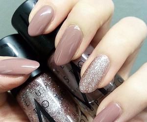 beauty, girly, and nail image
