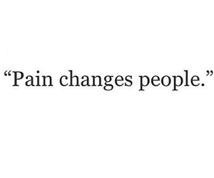 pain, quotes, and people image