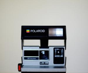 polaroid, camera, and photography image