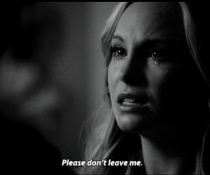 the vampire diaries, tvd, and caroline image