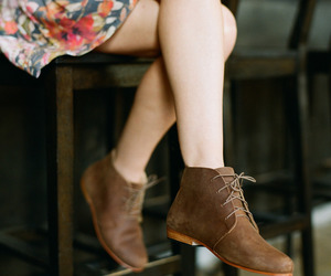 shoes, vintage, and style image