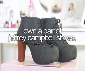 shoes and jeffrey campbell image