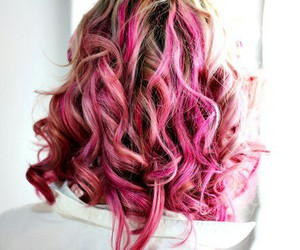 amazing, girly, and hairstyle image