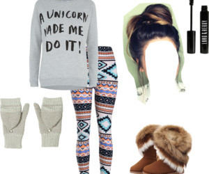clothes, Polyvore, and wear image