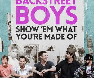 backstreet boys, backstreetboys, and a.j. mclean image