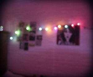 christmas, lights, and my photography image