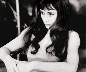audrey, beauty, and long hair image