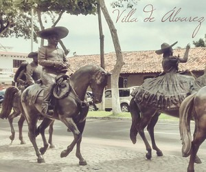 mexico, colima, and charros image