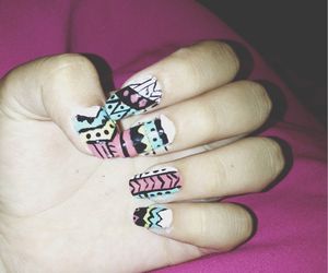 beautiful, I love it, and nails image