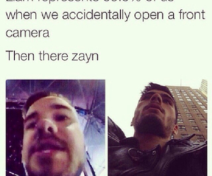 one direction, camera, and liam payne image