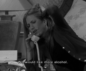 friends, alcohol, and quotes image