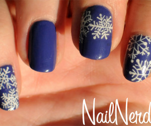 december and nails image