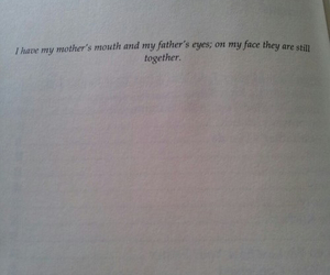 sad, quotes, and mother image