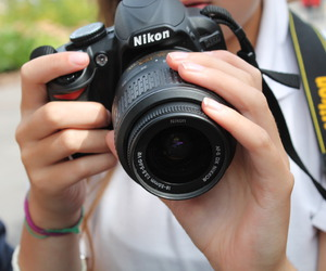 nikon, photography, and camera image