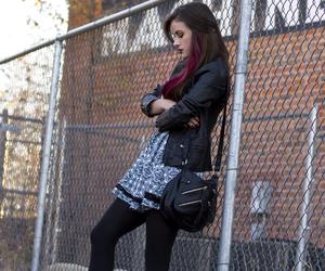 black tights, fashion, and grunge image