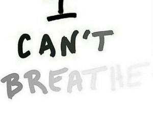 anxiety, breathe, and sorry image