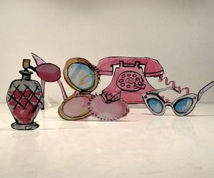 barbie, fashion, and phone image