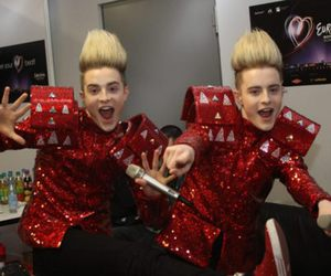 jedward, twins, and eurovision image
