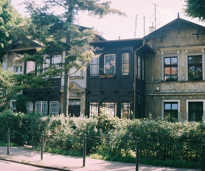house, vintage, and apartment image