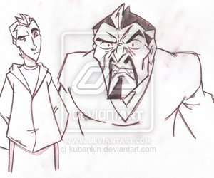 Archie, class of the titans, and cronus image