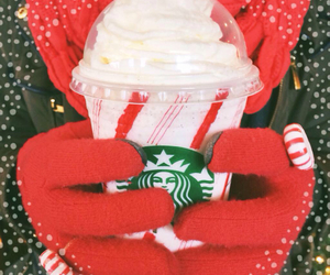 starbucks and christmas image