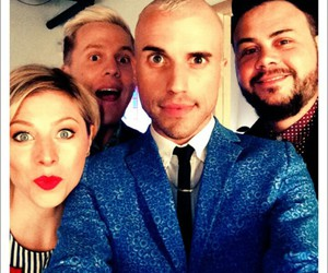 neon trees and tyler trash image