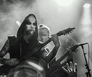 bass, guitarist, and behemoth image