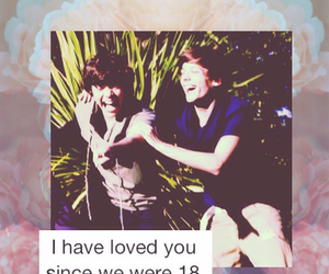 background, larry, and stylinson image