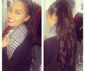 little mix, Leigh, and leigh-anne pinnock image