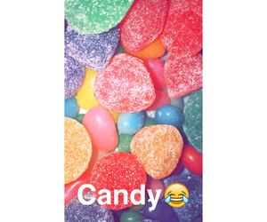 candy, colorful, and idk image