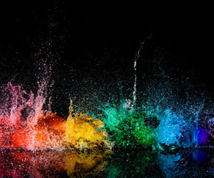 colors, colorful, and photography image