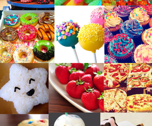 candy and food image