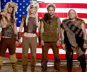 america, finland, and jackass image