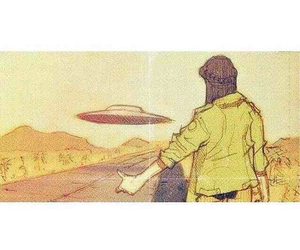 aliens, hitchhiker, and if only image