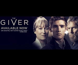 the giver and the giver movie image