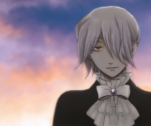 pandora hearts, xerxes break, and anime image