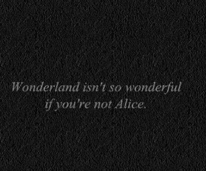 wonderful and wonderland image