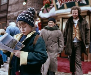christmas, Macaulay Culkin, and movie image