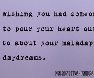 daydream, daydreaming, and daydreams image