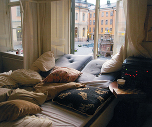 apartment, cozy, and sweden image