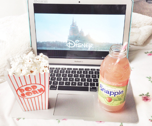 disney, drink, and food image