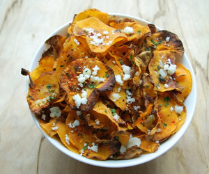 chips, delicious, and eat image