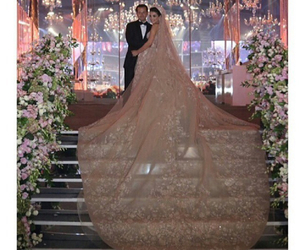 luxury and wedding dress image