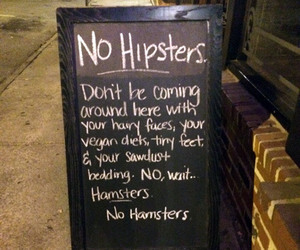 funny, hipsters, and lol image