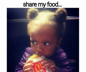 food, funny, and share image